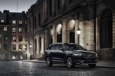 'Volvo' beidzot atjauno 'XC90'