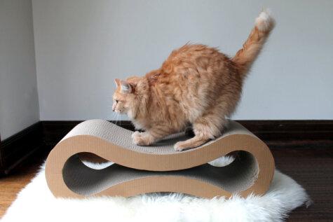 Котомебель: 10 прекрасных предметов мебели для котов (продается!)