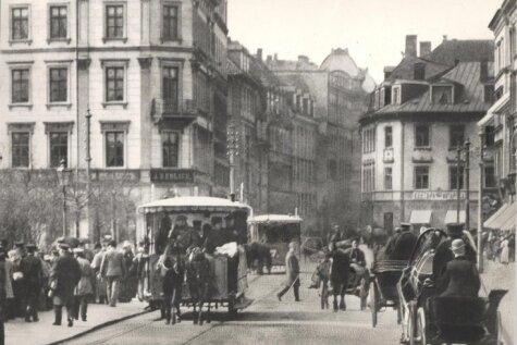 Rīgas tramvaju vēsture, sākot no 19. gadsimta vidus