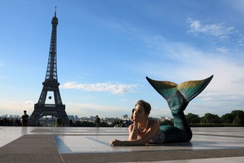 Я и моя Эйфелева башня