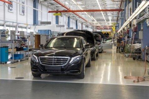 'Mercedes-Benz', ko sašaut būs krietni grūtāk