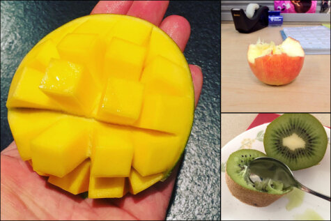 17 фруктов, которые люди чистят, режут, едят и хранят