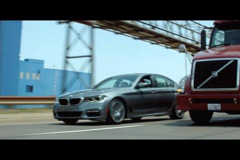 ВИДЕО: Новая короткометражка BMW, на сей раз с