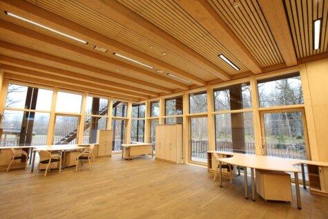 Koka māja – mājīgi, izdevīgi, tālredzīgi
