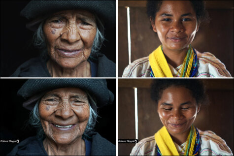 До и после: 10 фото женщин, которым внезапно сказали, что они прекрасны!