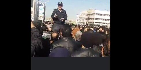 Protesti Irānā