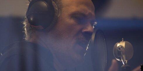 Andris Keišs dzied Maskačkas himnu