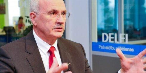 Экзитполлы: Равиньш, скорее всего, останется мэром Елгавы