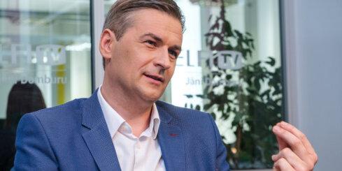 'Delfi TV ar Jāni Domburu': partiju līderi – pilna intervija ar Mārtiņu Bondaru