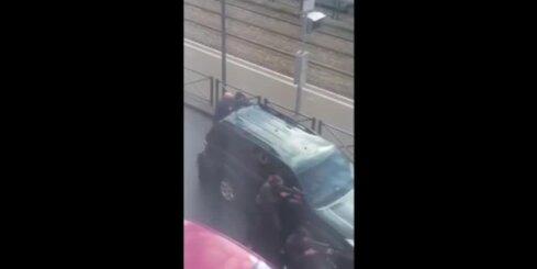 Policija Briselē veikusi pretterorisma operāciju