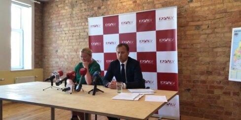 Kaimiņa aizturēšana: 'KPV LV' premjera amata kandidāts Gobzems sasauc preses konferenci