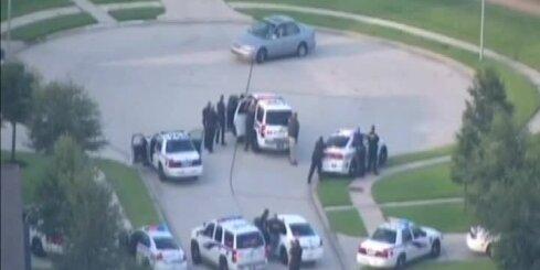 Ģimenes strīda laikā vīrietis nošauj sešus cilvēkus, no tiem – četrus bērnus