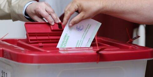 Pašvaldību vēlēšanās neapzīmogoto aplokšņu balsojumu pieskaitīs esošajiem vēlēšanu rezultātiem