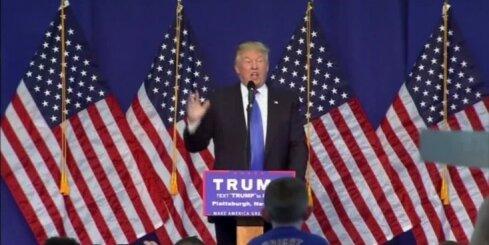 Трамп допустил возможность нанесения превентивного ядерного удара