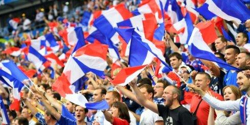 Средняя посещаемость Евро-2016 стала третьей в истории турнира