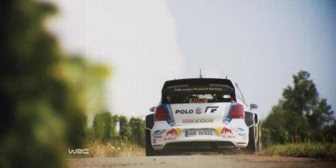 WRC Vācijas rallijs