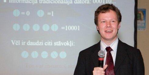 Latvijas zinātnes sasniegumi - kvantu dators