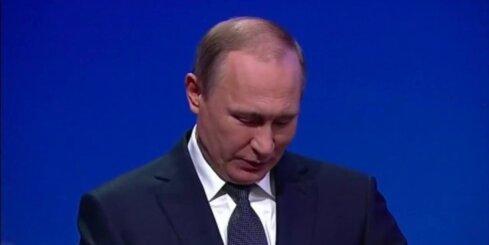 Kremlis nosoda Balto namu par Putina apsūdzēšanu korupcijā