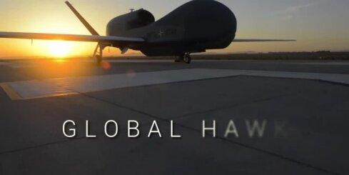 Pirmais NATO drons