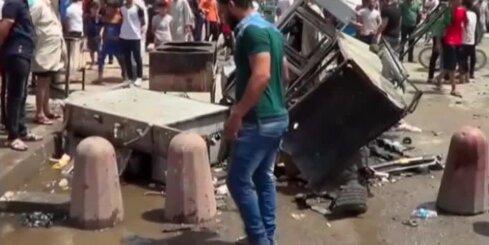 Sprādziens Bagdādē