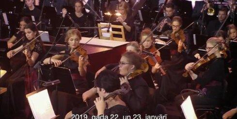 Pieteikšanās Latvijas simtgades jauniešu orķestrim