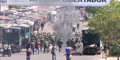 Strauji izzūd Venecuēlas valsts kases krājumi