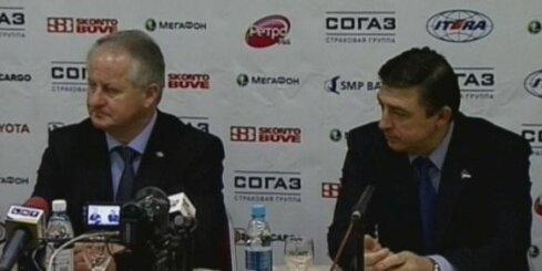 Preses konference pēc spēles ar Maskavas 'Dinamo'
