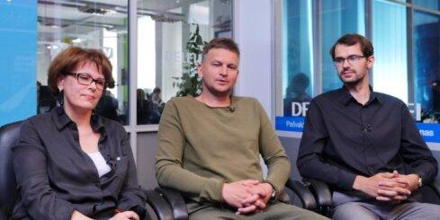 'Delfi TV ar Jāni Domburu': diskutē par Andra Piebalga sacīto