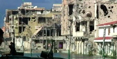 Lībijā atvairīts 'Daesh' uzbrukums naftas rūpniecības pilsētām