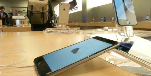 'Apple' aptur jaunākās operētājsistēmas atjauninājumu