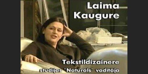 Laima Kaugure: lins ir moderns materiāls