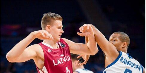 Latvijas sapnis izplēn asā cīņā pret 'punktu mašīnu' Slovēniju