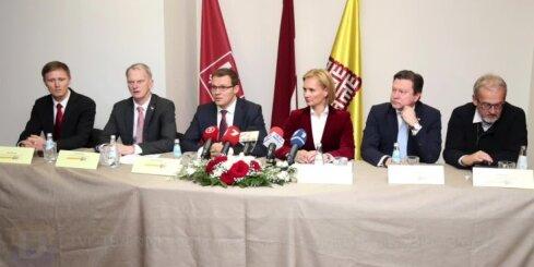 VL-TB/LNNK Rīgas mēra amata kandidāte būs Baiba Broka