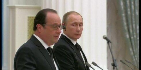 Turcijas notriektās Krievijas lidmašīnas maršruts ASV bija iepriekš zināms, paziņo Putins