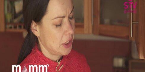 """Šovs """"Mammu, brauc mājās"""": Evija Skulte"""