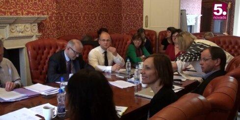 Eiropas Latviešu apvienības tikšanās