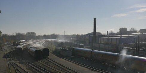 Jaunais LDz vadītājs: Krievija uzlabojusi dzelzceļa infrastruktūru Latvijas virzienā