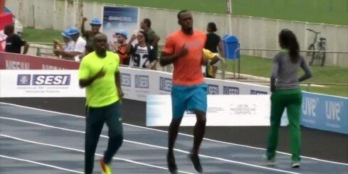 Bolts uzvar lēnākajā sprinta finālā savā karjerā