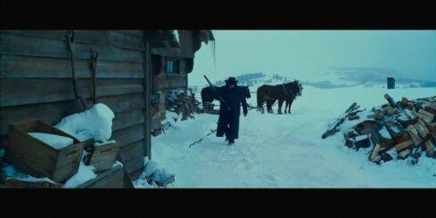 Internetā nopludināta jaunā Tarantino filma