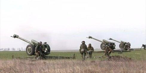 Brīvprātīgie gatavojas Mariupoles aizstāvēšanai