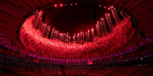 На закрытии Паралимпиады в Рио почтили память велогонщика из Ирана