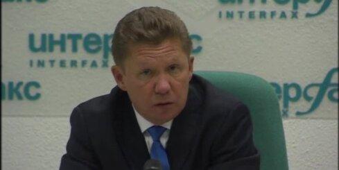 Krievija pārtrauc gāzes piegādes Ukrainai