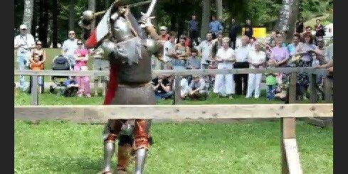 Рыцарский турнир 1