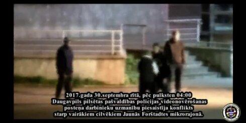 Konflikts Daugavpilī