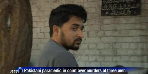 Pakistānā tiesā maniaku - geju slepkavu