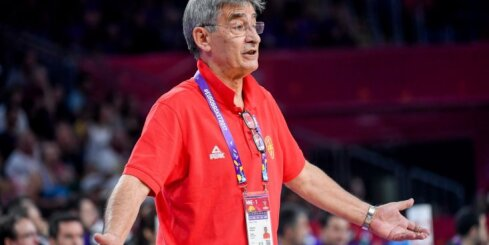 Pēc komandu izstāšanās no 'Eurobasket' amatus pametuši vairāki treneri