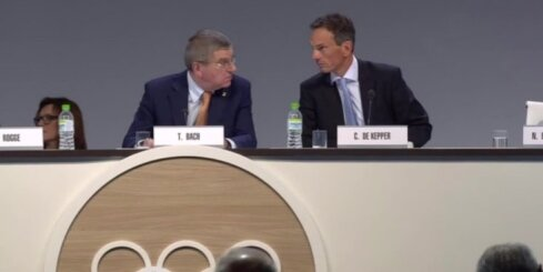 2022. gada Ziemas olimpiskās un paralimpiskās spēles uzņems Pekina