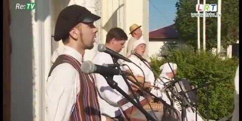 Starptautiskais deju festivāls 'Eima, eima' Balvos