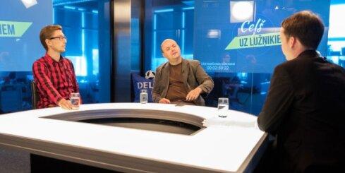 'Ceļš uz Lužņikiem': 'Delfi TV' eksperti izvērtē PK astotdaļfināla notikumus