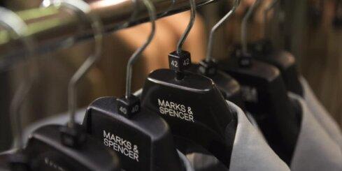 Pazīstamais britu zīmols 'Marks & Spencer' pamet Latviju